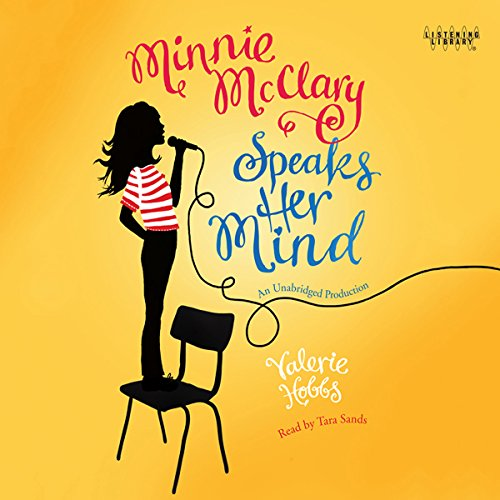 Minnie McClary Speaks Her Mind audiobook cover art