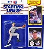 1990 Starting Lineup Mark McGwire Action Figure by Starting Line Up -