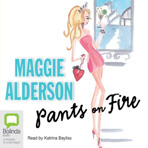 Pants on Fire audiobook cover art