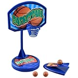 Basketball Finger Sport Game with Complete Basketball System, Shooting Pad, and 3 Mini Basketballs by Greenbrier