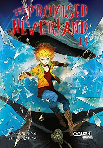 The Promised Neverland 11: Ein emotionales Mystery-Horror-Spektakel!