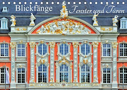 Blickfänge - Fenster und Türen (Tischkalender 2021 DIN A5 quer)