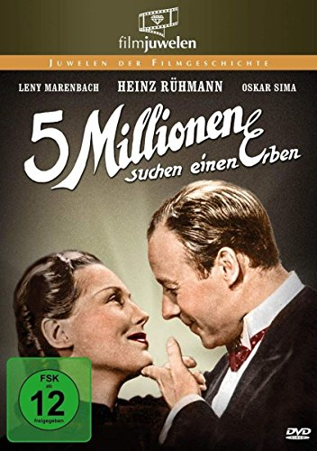 Heinz Rühmann: Fünf Millionen suchen einen Erben (Filmjuwelen)