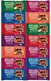 Nature's Bakery Stone Ground Whole Wheat Fig Bar Variety Pack Sampler, All Natural NON GMO Snack...