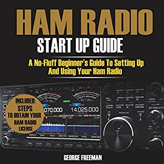 Ham Radio Start Up Guide audiobook cover art