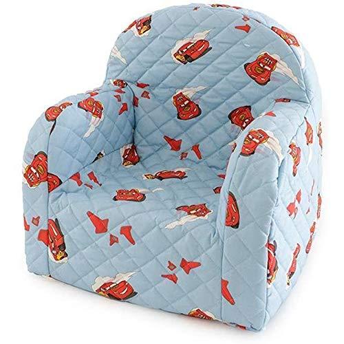 Nada Home Armchair Disney Cars Lightning Official Armchair Chair Child Bedroom 3561