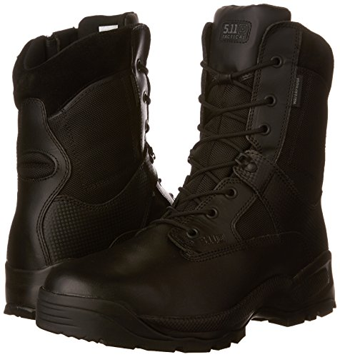 5.11 Men's ATAC Storm 8In Boot-U, Black, 9 D(M) US