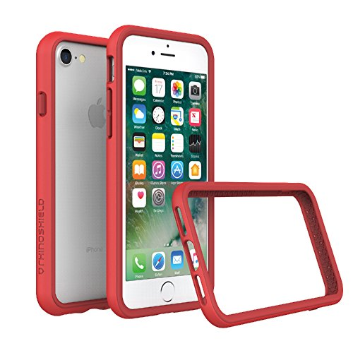 RhinoShield Coque iPhone 8 / iPhone 7 [Bumper CrashGuard] Housse Fine Technologie...