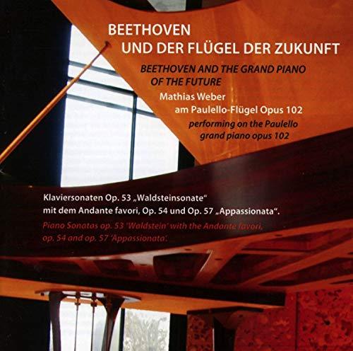 Beethoven & Le Piano À Queue du Futur/Mathias Weber