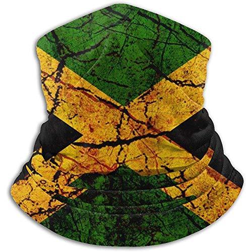 air kong Schal Jamaika Flaggenhals Gamasche Magisches Stirnband Sturmhaube Kapuze Unisex Maske Bandana Winter Warme Kopfbedeckung