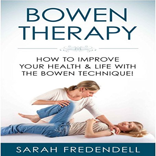 Bowen Therapy cover art