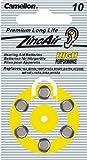 Hörgeräte-Batterie CAMELION A10, Zink/Luft,...