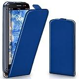 MoEx® Flipcase passend für BlackBerry Z30 | Klapphülle