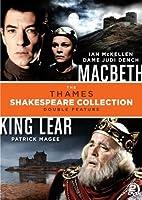 Classic Tragedies: Macbeth/King Lear [DVD]