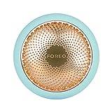 FOREO UFO 2 Lo más novedoso en tratamientos faciales completos en 2 minutos con calentamiento/enfriamiento/terapia de luz LED/masaje especial, hidratante, rejuvenecedor, Mint