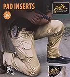 Helikon Hombres Tex Low Profile Protective Pad - Almohadilla acolchada para hombre, color negro