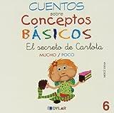 CONCEPTOS BÁSICOS - 6 MUCHO / POCO: Mucho/poco (Cuentos sobre conceptos básicos)