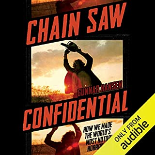 Chain Saw Confidential audiobook cover art
