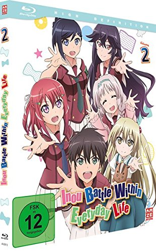 Inou Battle Within Everyday Life - Vol.2 - [Blu-ray]