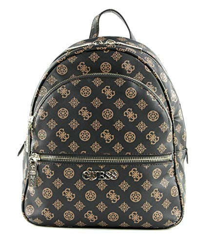 Guess Manhattan Backpack M Brown