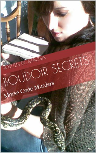 Boudoir Secrets: Morse Code Murders (English Edition)