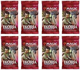 MTG Ikoria Lair of Behemoths Booster Packs (8 Packs)