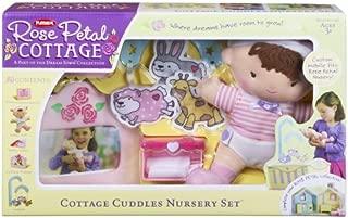 Playskool Rose Petal Cottage Cuddles Nursery Set