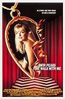 ツインピークスの:Fire Walk with Me映画ポスター27 x 40 Kyle MacLachlan、A、USA、NEW [並行輸入品]