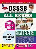 Kiran DSSSB All Exams 2013-2019 Solved Papers (English) (2912)
