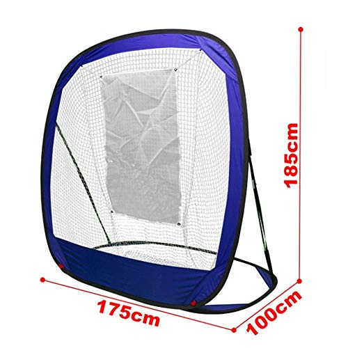 Great Features Of Durable Golf Chipping Net for Training Practice Driving Indoor Outdoor Golf Net Tr...