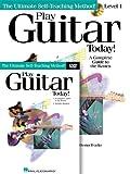 Play Guitar Today! Beginner's Pack: Book/CD/DVD Pack (Ultimate Self-Teaching Method!)