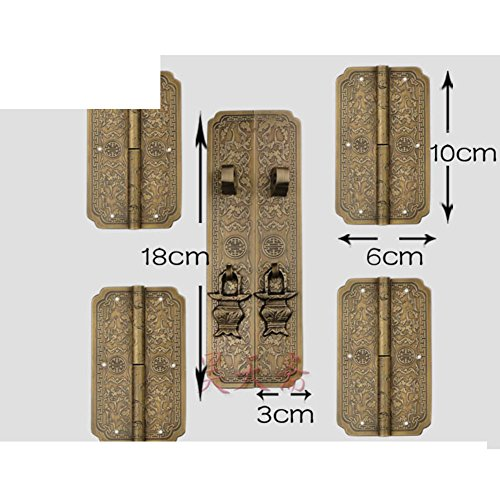 Mahagoni Kupfer Armaturen Möbelgriff/Mahagoni Schrank Griff/Bücherregal Handle-B