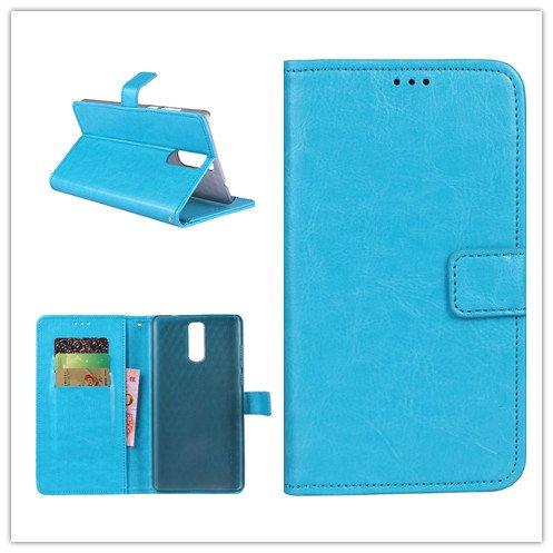 F&a® Flip Brieftasche Hülle für Doogee Y6 Max(Muster 4)