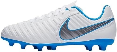 Nike Tiempo Legend 7 Club FG Jr Ah7255 107, Chaussures de Football Mixte Adulte