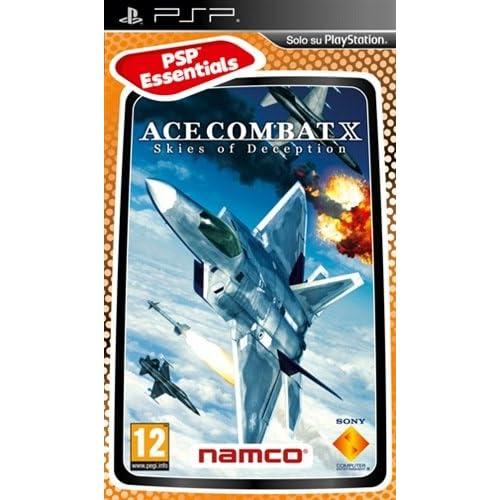 Essentials Ace Combat X: Skies Of Deception