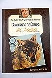 CUADERNOS DE CAMPO. EL LOBO