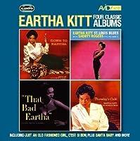 Four Classic Albums - Eartha Kitt by Eartha Kitt (2010-05-11)