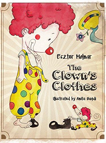 The Clown's Clothes by Eszter Molnar ebook deal