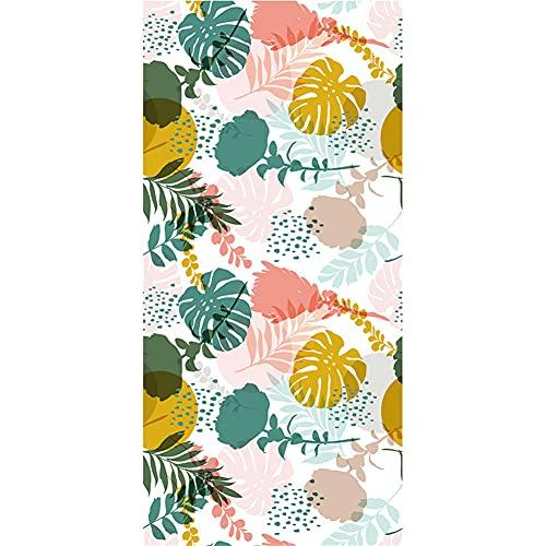 Smilsiny - Toalla de playa, alfombra de picnic, manta de playa, XXL, toalla de playa, toalla grande, ligera para natación, deportiva, 160 x 75 cm (2)