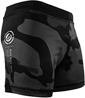 Bad Boy Delta Force Polyester Competition MMA Mixed Martial Arts Vale Tudo Shorts