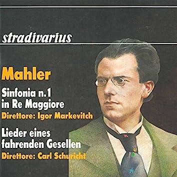 """Mahler: Symphony No. 1 in D Major """"Titan"""" & Lieder eines fahrenden Gesellen"""