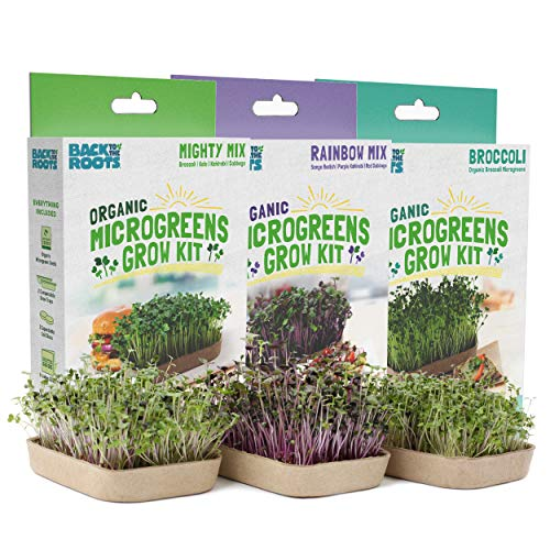 Up to 60% Off Back to the Roots Organic Grow Kits
