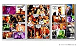 WandbilderXXL® Gedrucktes Leinwandbild
