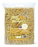 HEU-HEINRICH® 6 x 1kg Bio – Stroh – weiches Einstreu für Ihr Heimtier - 2