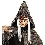 WIDMANN 00380?Máscara de mago a medio Viso, de talla única adulto