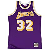 Mitchell & Ness Maillot Los Angeles Lakers Magic Johnson #32