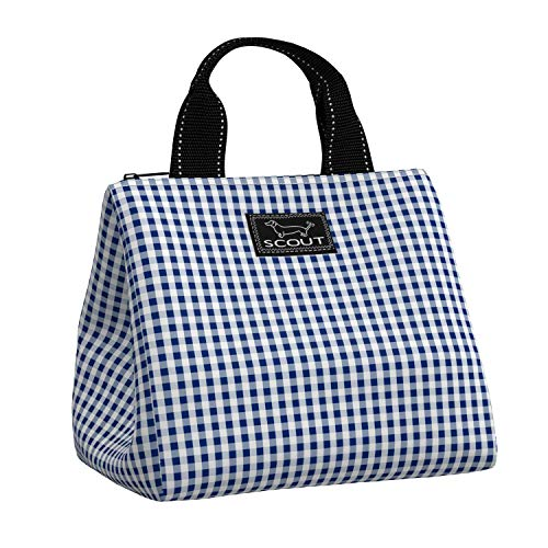 SCOUT Eloise Lunch Box, Insulated Lunch Bag for Women, Water-Resistant Soft Cooler Lunch Tote with Zipper Closure (Multiple Patterns Available)