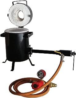 casting furnace burner