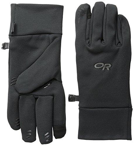 Outdoor Research Men's PL400 Sensor Gloves, Black, Medium