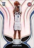 2019-20 Certified NBA #194 Jordan Bone RC Rookie Detroit Pistons Official Panini Basketball Trading Card